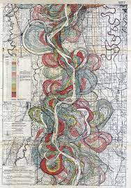 New Orleans Levee Map by The Basics Porous Places