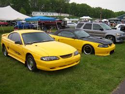 1998 Ford Gt Yellow 1998 Mustang V6 Pics Ford Mustang Forum