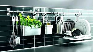 barre pour ustensile de cuisine barre ustensiles cuisine inox barre