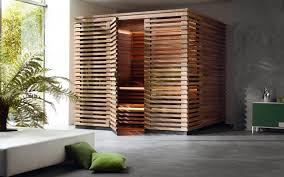 ambiente home design elements matteo thun design sauna by matteo thun and antonio rodriguez