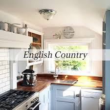 English Cottage Kitchen - 77 beautiful kitchen design ideas for the heart of your home
