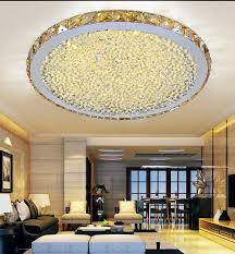 led ceiling dome light round crystal led ceiling light living room bedroom study l thin