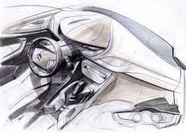 Interior Design Sketches by 83 Best Automotive Interior Design Sketches Images On Pinterest