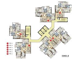 Cluster House Plans Civitech Sampriti In Sector 77 Noida Flats For Sale In Civitech