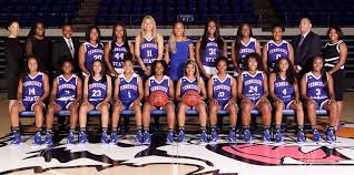 women u0027s basketball roster official site of tennessee state