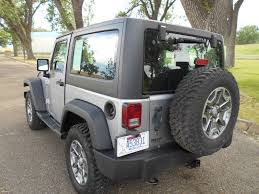 silver jeep rubicon jeep wrangler rubicon in montana for sale used cars on