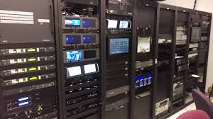 scu media control room riverview systems group inc