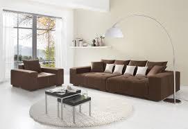 White Fur Cushions Furniture Brown Velvet Sofa With Brown And White Cushions Also