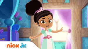 nella the princess knight official teaser trailer nick jr youtube