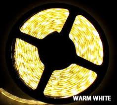 warm white led lights leds