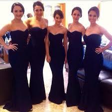 evening wedding bridesmaid dresses 2016 satin bridesmaid dresses navy burgundy