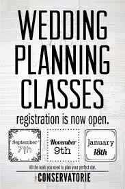 wedding planning classes the conservatorie s wedding planning classes helpful tips for