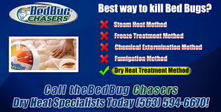 The Best Way To Kill Bed Bugs Bed Bug Heat Treatment Quad Cities Ia U0026 Il