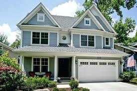blue house white trim front door blue house red door best paint colors for selling house interior