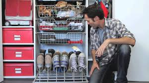creative ways to store shoes inside home storage u0026 organizing