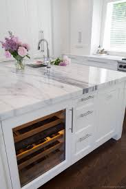 white kitchen cabinets with marble counters 8 trendy ideas to enhance white kitchen cabinets