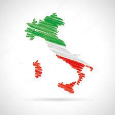 Map Italy Silhouettes Italian Cities by Italy Stock Vectors Royalty Free Italy Illustrations Depositphotos