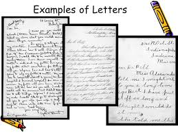 how to write a friendly letter the five parts heading includes