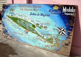 Yucatan Peninsula Map Isla Restaurants At Hollyeats Com
