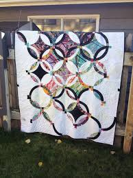 Double Wedding Ring Quilt by 25 Unique Double Wedding Rings Ideas On Pinterest Double