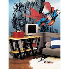 28 superman wall mural superman wall decals batman v superman wall mural dc comic superman wall mural dooms day wallpaper accent