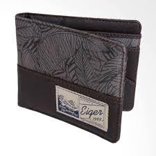 Dompet Calvin Klein Original jual calvin klein original trifold leather black dompet pria