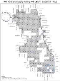 City Of Chicago Map by Aerials Uic Aerial Photographs Subject U0026 Course Guides At