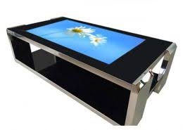 Touch Screen Coffee Table by Test Marvel