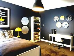 bedroom masculine furniture and nice accessories for mens bedroom white office desk with white office chair on beige fur rugs and bookshelves plus pendant lighting