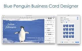 Bp Business Card Bp Business Card Designer On The Mac App Store