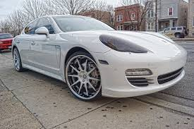 2010 porsche panamera for sale 2010 porsche panamera smoked headlights and smoked lights