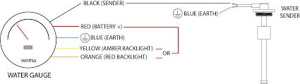 wema fuel gauge wiring diagram wiring diagrams