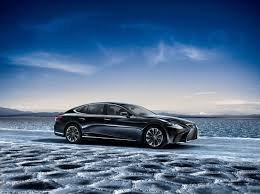 lexus lc tv ad lexus rolls out hybrid version of its new flagship ls 500 sedan