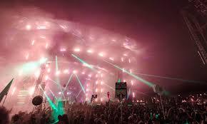 light festival san bernardino insomniac music festivals designed their stage lighting with elation