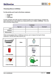 Converting Metric Units Of Length Worksheet Ma23capa E3 W Litres Or Millilitres 752x1065 Jpg