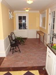 Kitchens With Tiles - kitchens inglenook brick tiles thin brick flooring brick