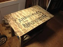 Pallet Furniture Side Table Rustic Pallet Wood Side Table Pallet Ideas And Pallet Furniture