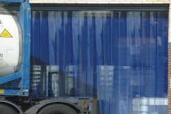 pvc door curtain sliding track system par