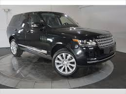 range rover used 2016 land rover range rover for sale in miami beach fl edmunds