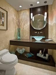 charming modern powder room design interior ideas small space
