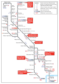Bus Route Map Bus Service Proposals Routes 13 82 113 139 And 189 Transport