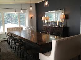 Mission Style Dining Room Furniture Dining Room Craftsman Dining With Craftsman Style Interiors Also