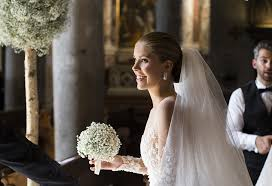 Wedding This Swarovski Heiress U0027s Wedding Is Basically A Real Life Fairytale
