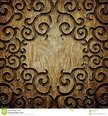 carved wooden pattern stock photo image of antique grunge 35266974