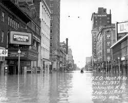 Ohio River flood of 1937