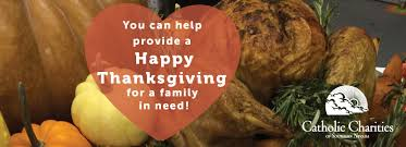 adopt a family for thanksgiving home catholic charities of southern nevada