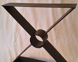 Modern Metal Furniture Legs by Custom Table Legs Etsy