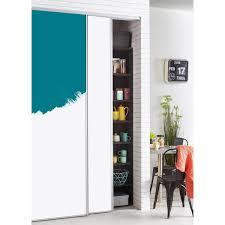 renover porte de placard cuisine stilvoll peinture placard portes de coulissantes peindre les