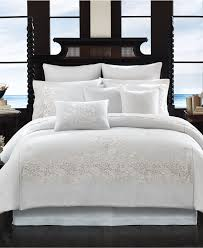 tommy bahama home heirloom embroidery 4 pc bedding collection tommy bahama home heirloom embroidery 4 pc bedding collection cotton polyester bedding british colonialbedding