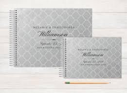 wedding guest registry book wedding guest book wedding guestbook custom guest book